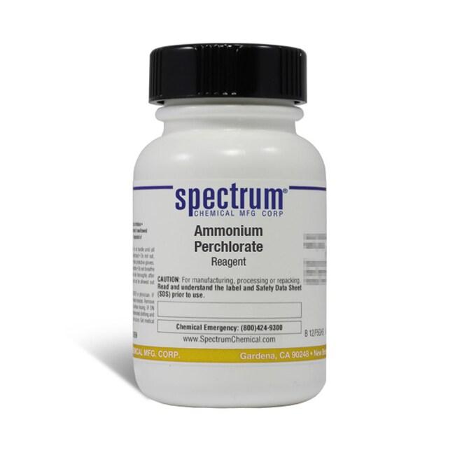 Ammonium Perchlorate, Spectrum