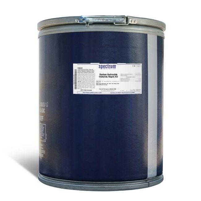 Barium Hydroxide, Octahydrate, ACS, 98%, Spectrum