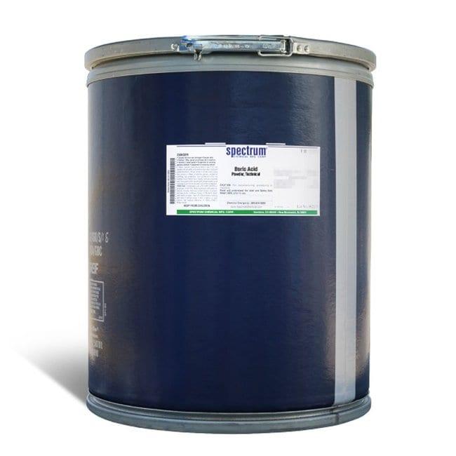 Boric Acid, Powder, Technical, Spectrum