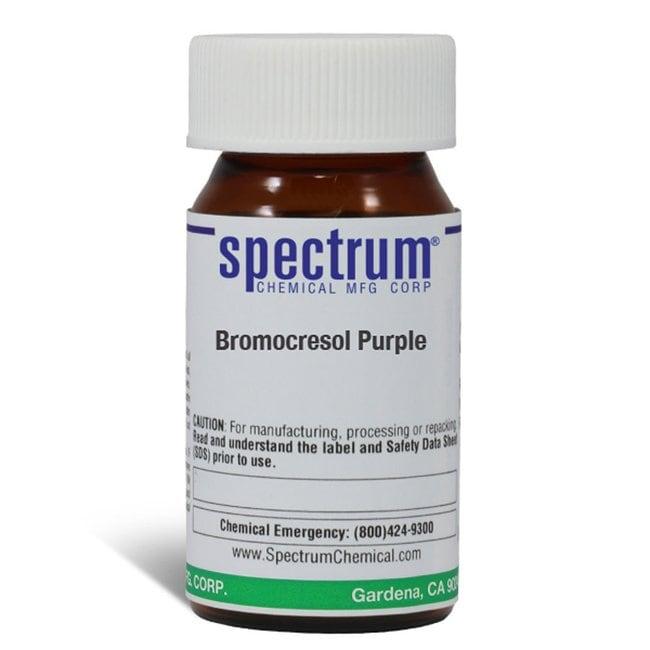 Bromocresol Purple, Spectrum