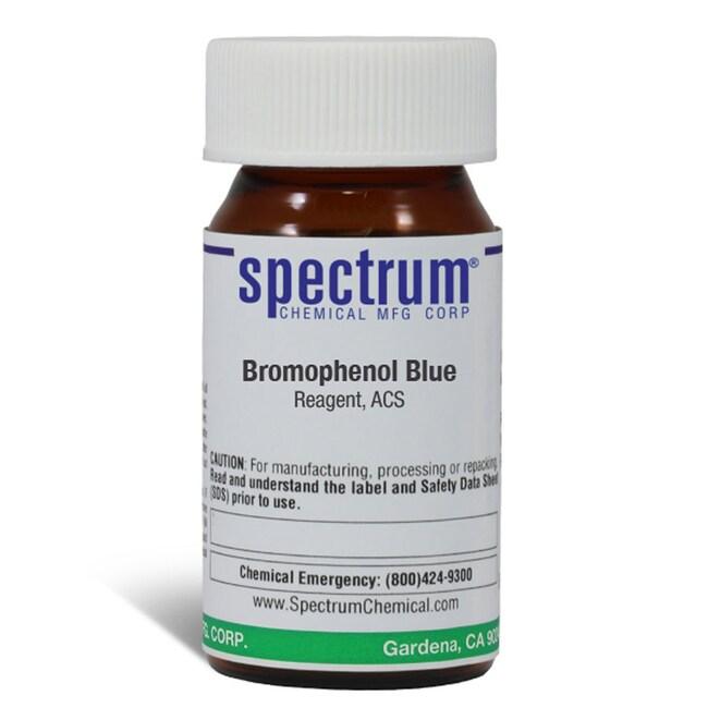 Bromophenol Blue, ACS, Spectrum