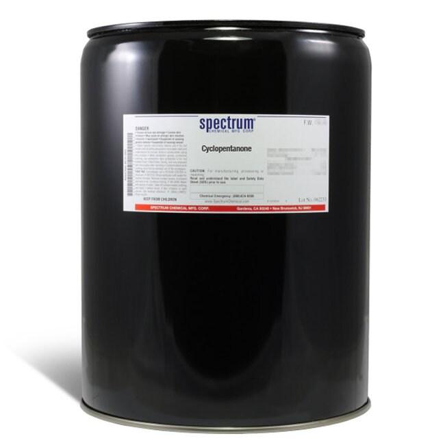 Cyclopentanone, 99%, Spectrum