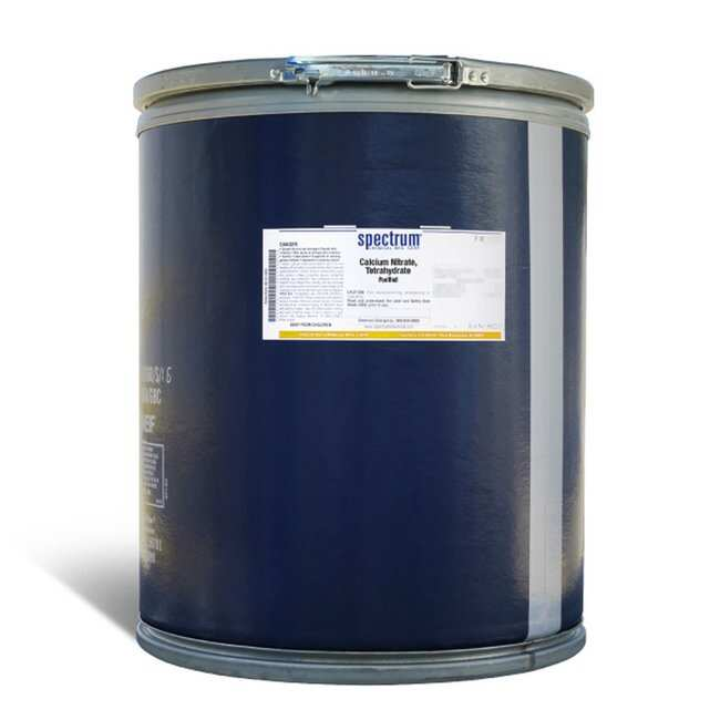 Calcium Nitrate, Tetrahydrate, Purified, Spectrum