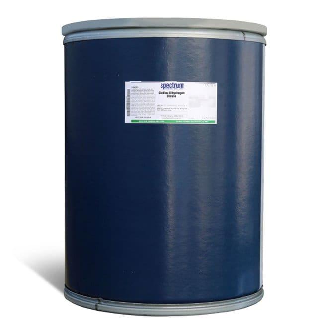 Choline Dihydrogen Citrate, 98%, Spectrum