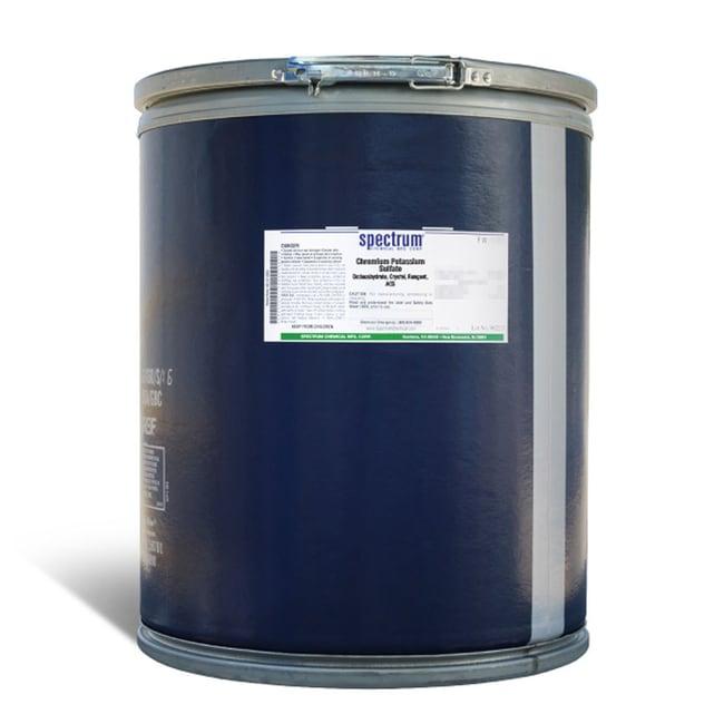 Chromium Potassium Sulfate, Dodecahydrate, Crystal, ACS, 98-102%, Spectrum