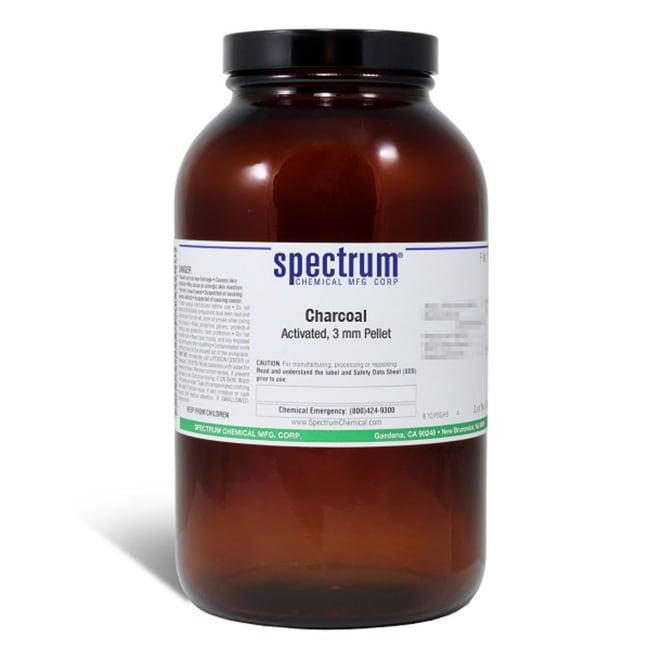 Charcoal, Activated, Norit(R) RBHG, 3 mm Pellet, Spectrum