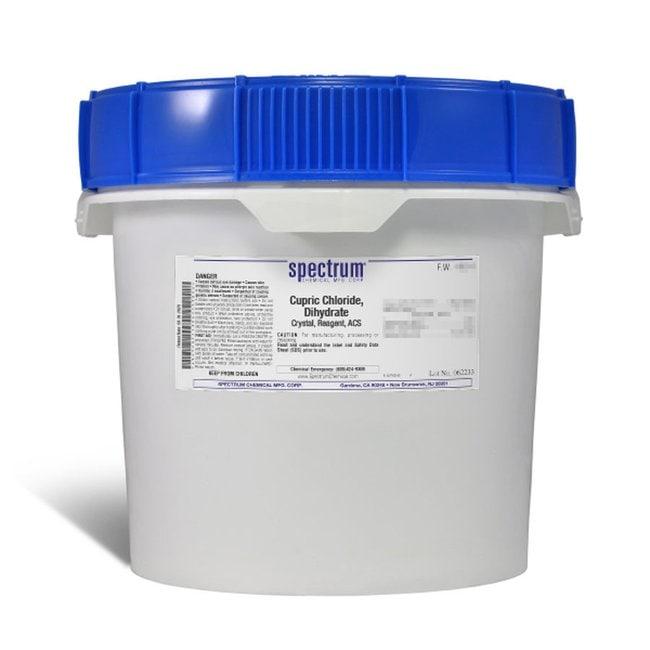 Cupric Chloride, Dihydrate, Crystal, ACS, 99%, Spectrum