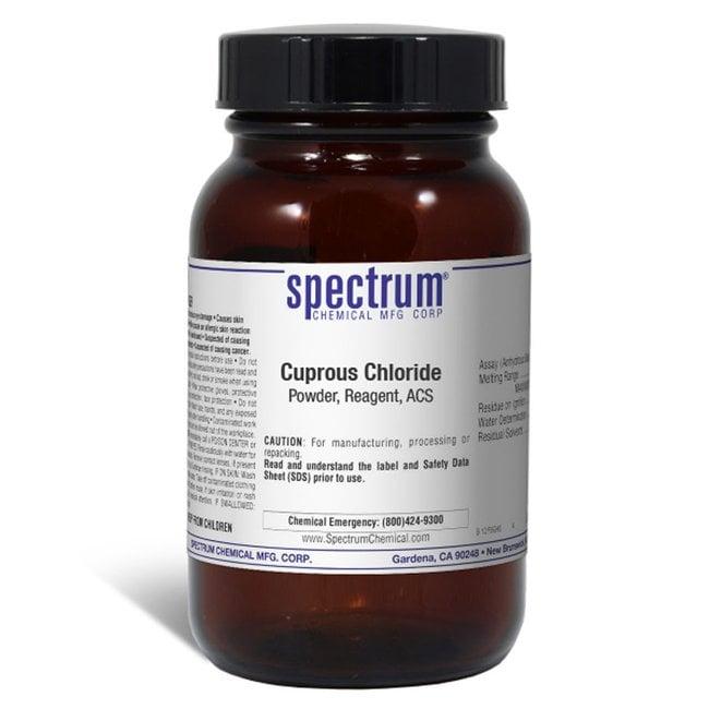 Cuprous Chloride, Powder, ACS, 90%, Spectrum