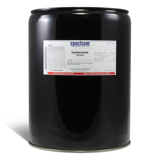 Cyclohexanone, Technical, Spectrum