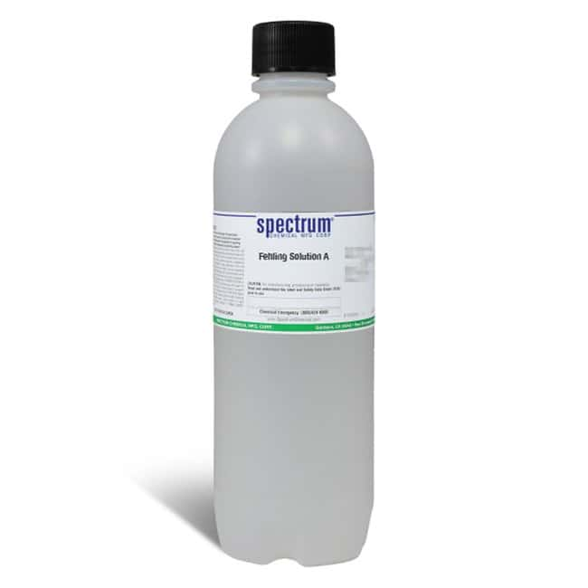 Fehling Solution A, USP Test Solution, Spectrum Quantity: 1 L; Packaging: