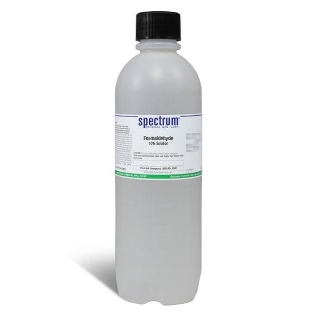 Formaldehyde, 10% Solution, For Cyanide, APHA, Spectrum