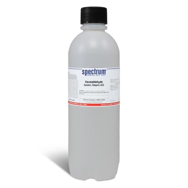 Formaldehyde, Solution, ACS, 36.5% 38.0%, Spectrum