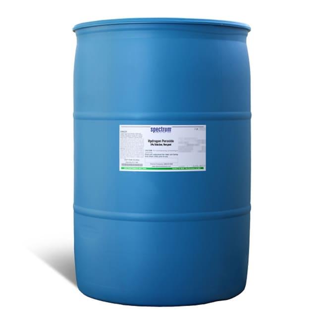 Hydrogen Peroxide, 3% Solution, Reagent, 3.0-3.5%, Spectrum Quantity: 200