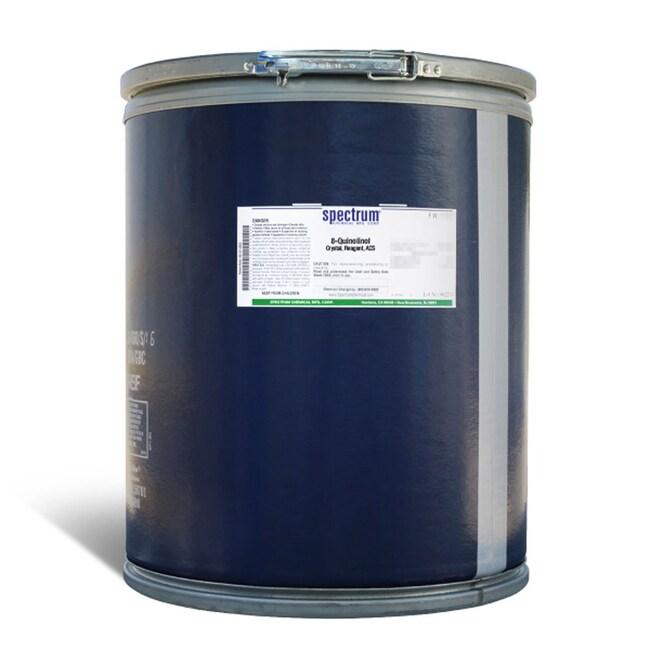 8-Quinolinol, Crystal, ACS, Spectrum Quantity: 50 kg; Packaging: Fiber