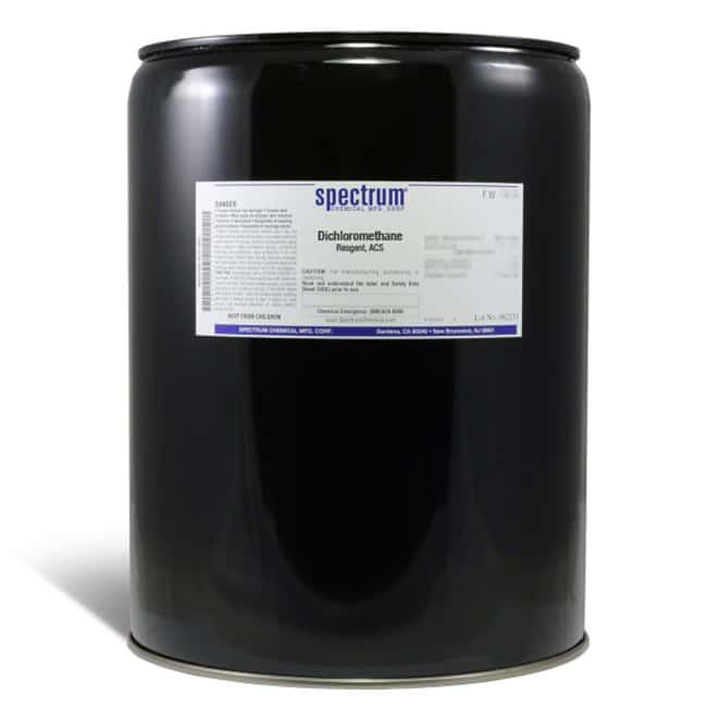 Dichloromethane, ACS, 99.5%, Spectrum