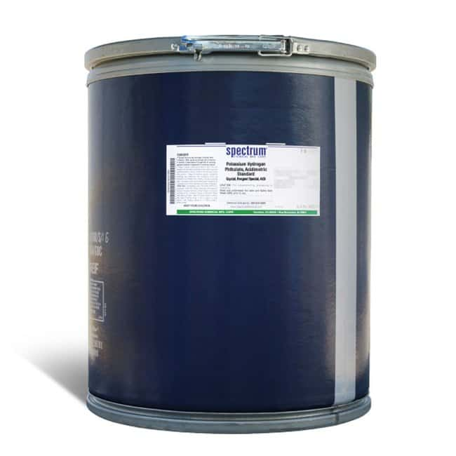 Potassium Hydrogen Phthalate, Acidimetric Standard, Crystal, Reagent Special, ACS, 99.95-105%, Spectrum