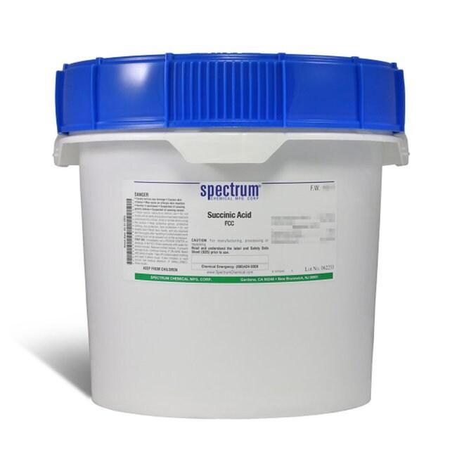 Succinic Acid, FCC, 99-100.5%, Spectrum