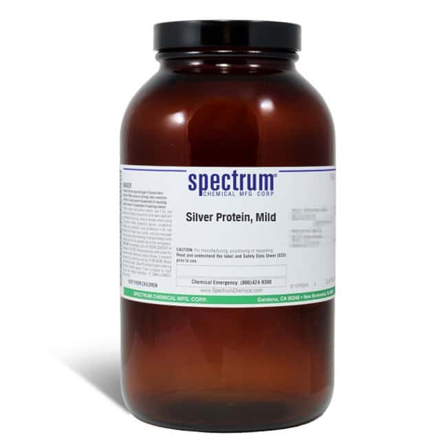 Silver Protein, Mild, 19-23%, Spectrum:Gel Electrophoresis Equipment and