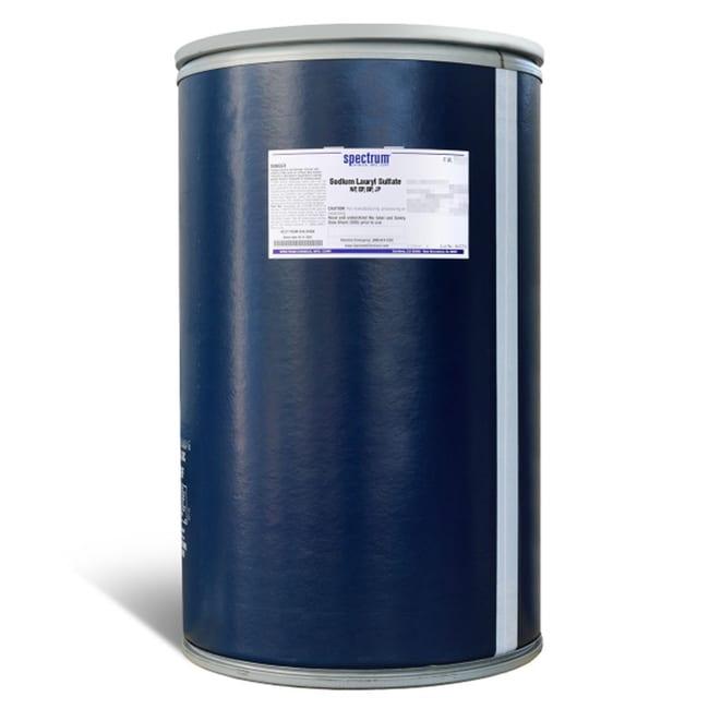 Sodium Lauryl Sulfate, NF, EP, BP, JP, Spectrum