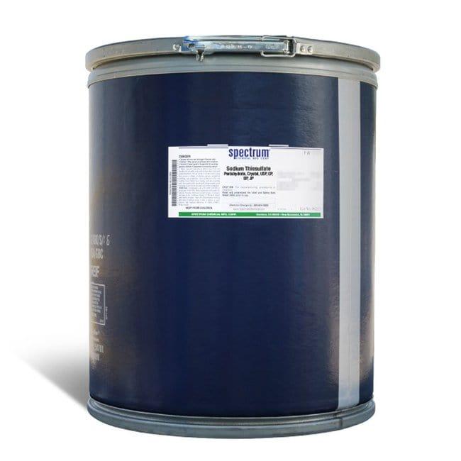 Sodium Thiosulfate, Pentahydrate, Crystal, USP, EP, BP, JP, 99-100.5%, Spectrum