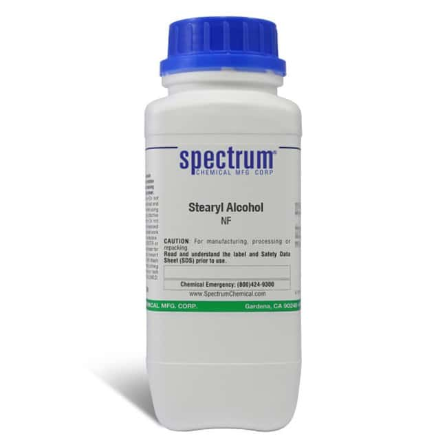 Stearyl Alcohol, NF, 90-102%, Spectrum