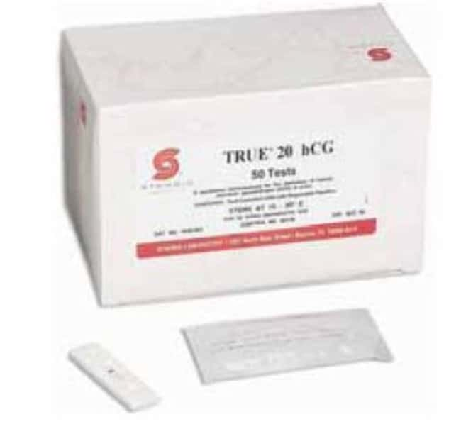 StanbioTrue 20 Plus hCG Pregnancy Test Set True 20 Pregnancy Test:Diagnostic