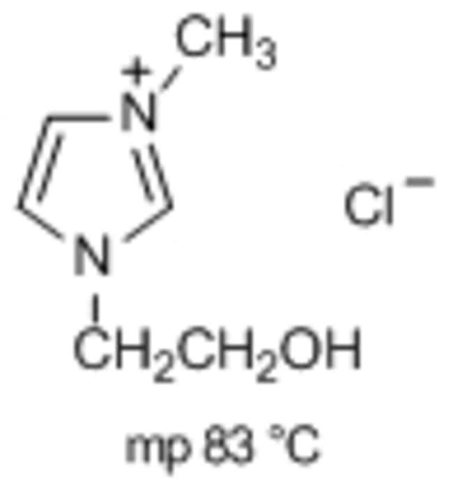 1-(2-Hydroxyethyl)-3-methylimidazolium Chloride 98.0 %, TCI America
