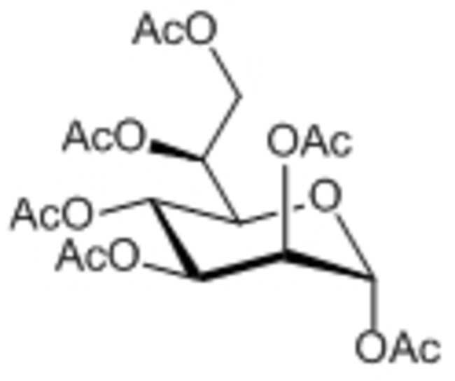 L-glycero-alpha-D-manno-Heptopyranose 1,2,3,4,6,7-Hexaacetate 98.0+%, TCI America™