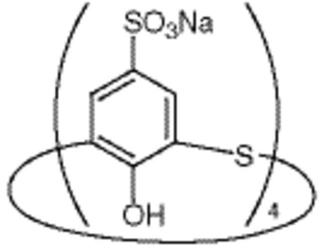 4-Sulfothiacalix[4]arene Sodium Salt 98.0+%, TCI America™