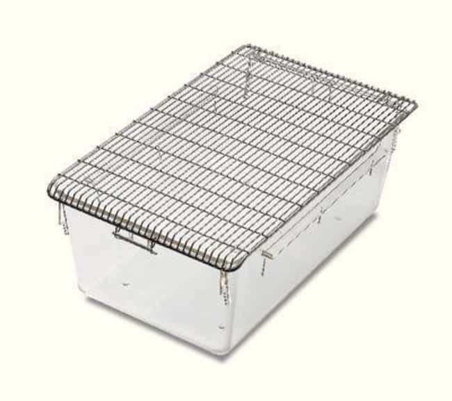 Tecniplast™ Stainless Steel Wire Cage Lids and Feeders