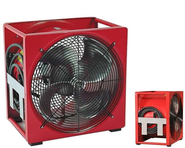 Tele-LiteSmoke Ejector Fans:Emergency Response Equipment:Fire, Rescue and