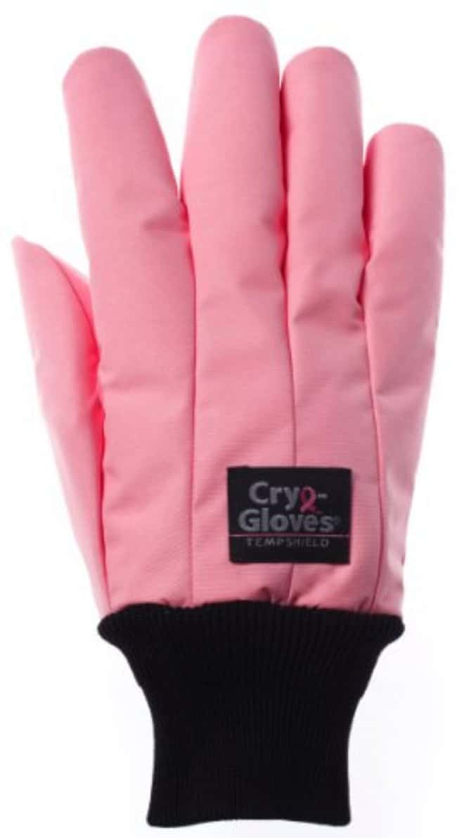Tempshield Pink Cryo-Gloves Wrist length; Size: X-Large:Gloves, Glasses
