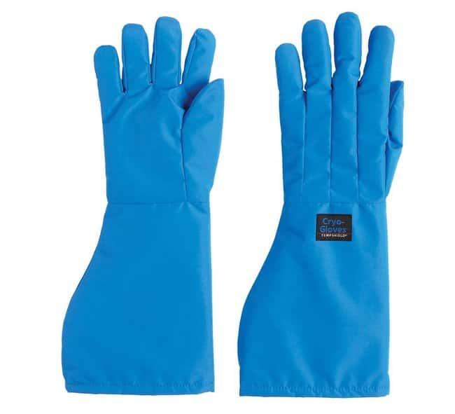 Tempshield™Cryo-Gloves™ Blue Elbow Length Cryogenic Gloves Large Tempshield™Cryo-Gloves™ Blue Elbow Length Cryogenic Gloves
