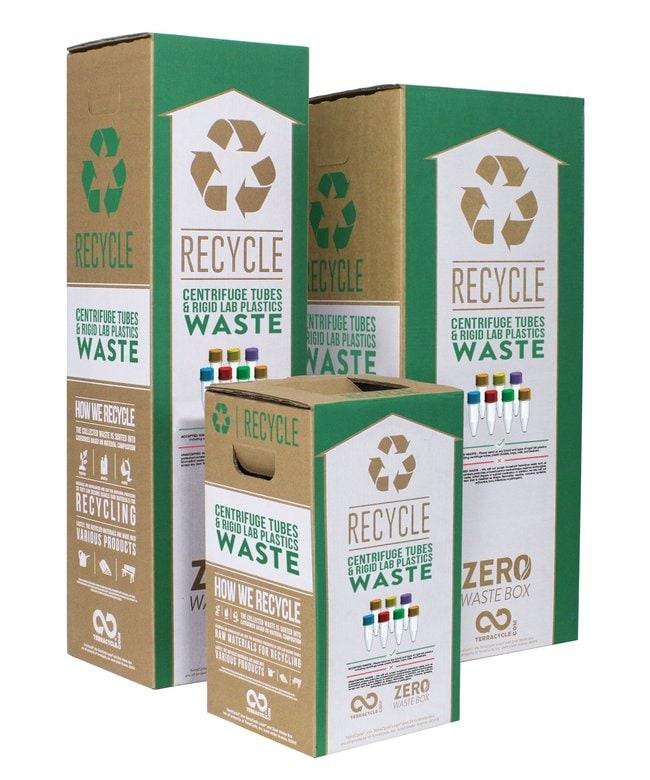 TerraCycleCentrifuge Tubes  Rigid Lab Plastics Zero Waste Box:Facility