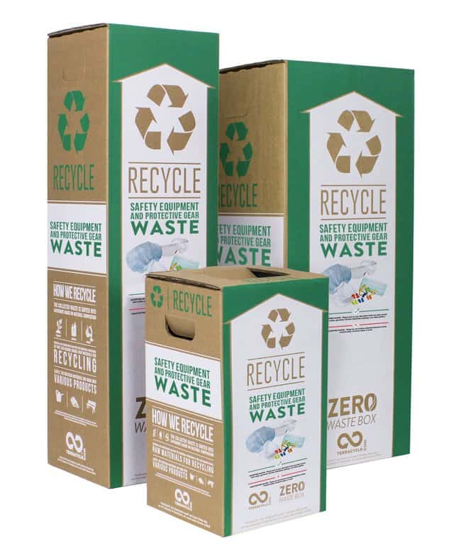 TerraCycleSafety Equipment  Protective Gear Zero Waste Box:Facility Safety