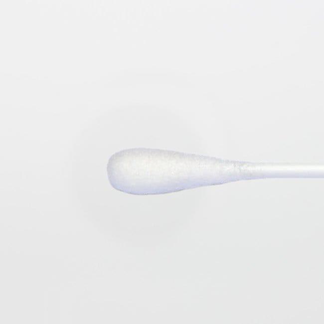 Texwipe™Sterile Polystyrene Swabs Head thickness: 5.8mm (0.22 in.) Texwipe™Sterile Polystyrene Swabs