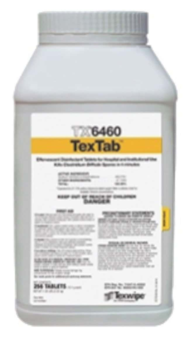 Texwipe™ TexTab™ Disinfectant Tablets