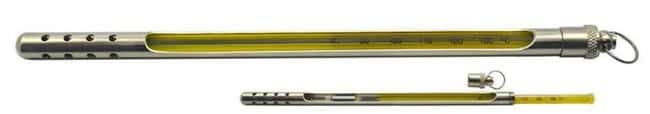 Thermco Autoclave Armored Mercury Thermometer, Certified Thermco™