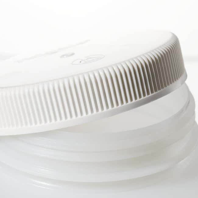 Thermo Scientific™Nalgene™ Large Wide-Mouth HDPE Bottles with Closure: Bottles Bottles, Jars and Jugs