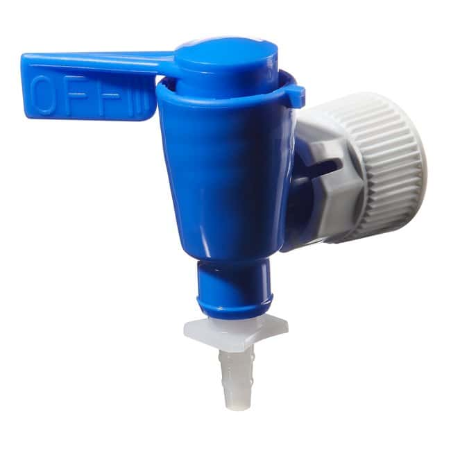 Thermo Scientific™Nalgene™ Polypropylene, Quick Action Spigot