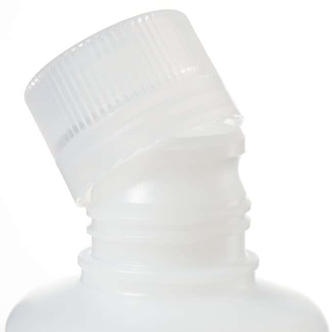 Thermo Scientific™Nalgene™ Narrow-Mouth HDPE Lab Quality Bottles with Closure