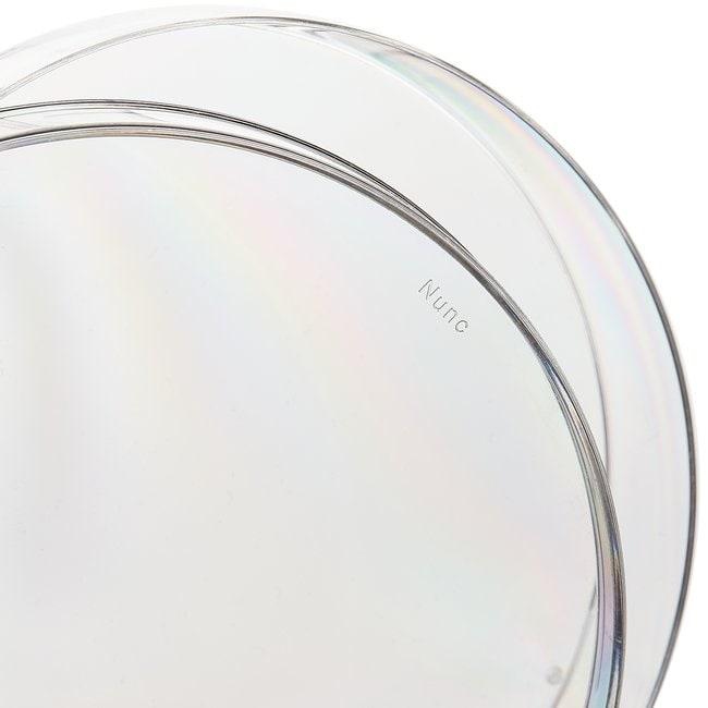Thermo Scientific Nunc Petri Dishes  Sterile; External dimensions: 90 x