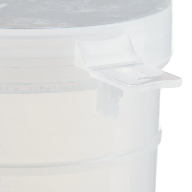 Thermo Scientific Capitol Vial  Polypropylene Flip-Top Vials 5 oz. (148mL);