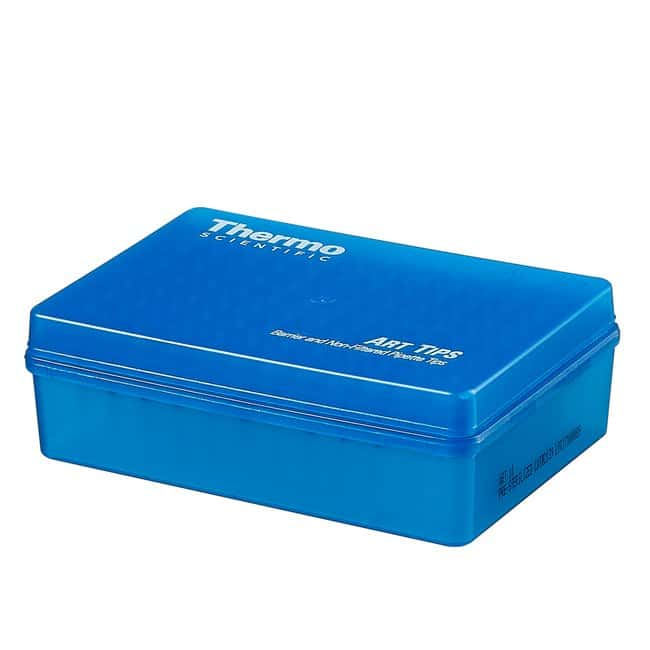 Thermo Scientific™ ART™ Barrier  Pipette Tips in Hinged Racks