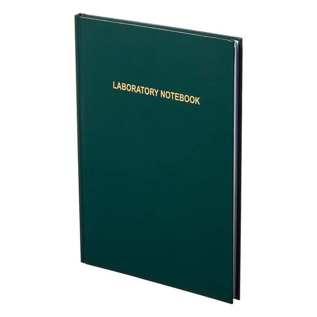 Thermo Scientific Nalgene Lab Notebooks with Regular Paper Pages  Forest