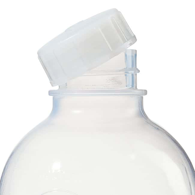 Thermo Scientific™ Nalgene™ Separatory Funnels made with Teflon™ FEP with Closure: Funnels and Filtration Beakers, Bottles, Cylinders and Glassware