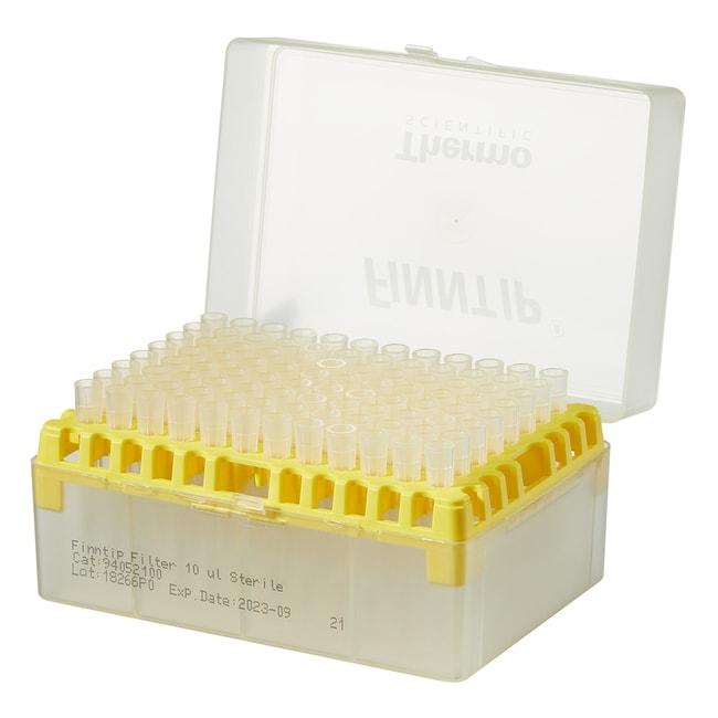 Thermo Scientific™Finntip™ Filtered Pipette Tips: Pipette Specific Tips Pipette Tips and Racks