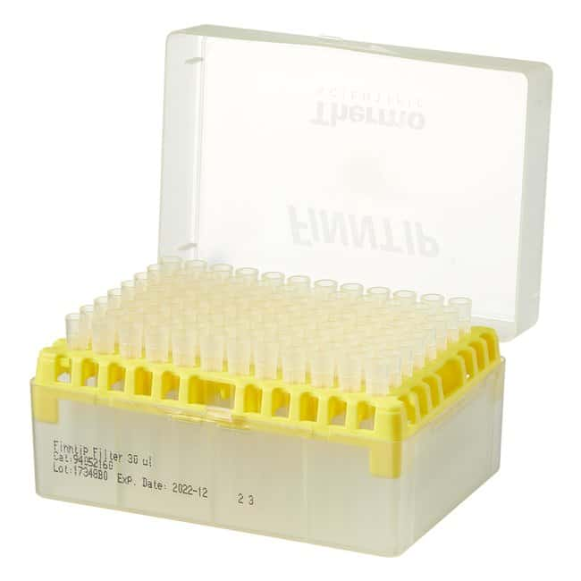 Thermo Scientific Finntip Filtered Pipette Tips  0.3 to 30µL:Pipets,