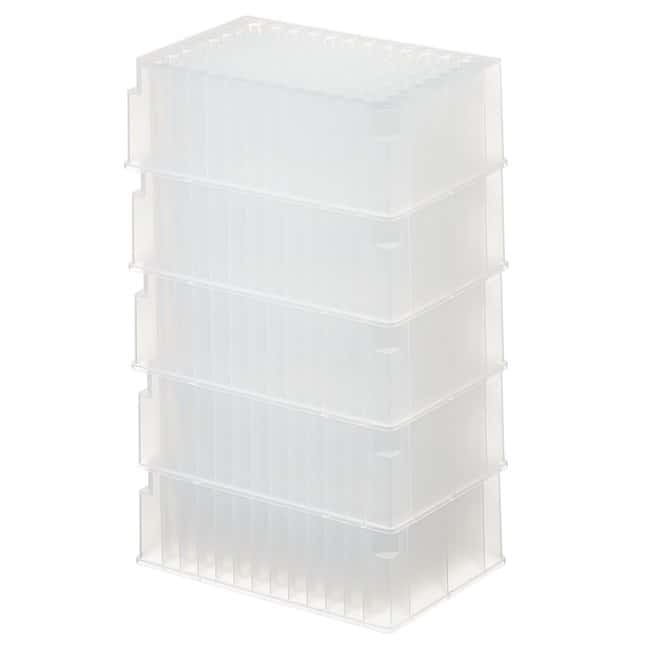 Fisherbrand™ 96-Well DeepWell™ Polypropylene Microplates Non-Sterile; Well-capacity: 2mL; 60/Case Fisherbrand™ 96-Well DeepWell™ Polypropylene Microplates