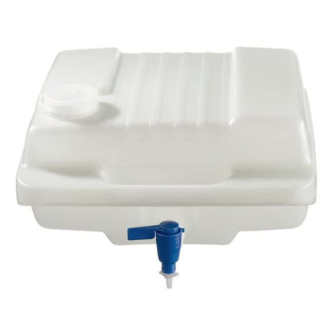 Thermo Scientific™Nalgene™ HDPE, Low-Profile Carboy 15 L Thermo Scientific™Nalgene™ HDPE, Low-Profile Carboy